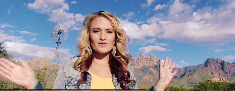 "World Premier of Bri Bagwell's latest music video ""Las Cruces"""