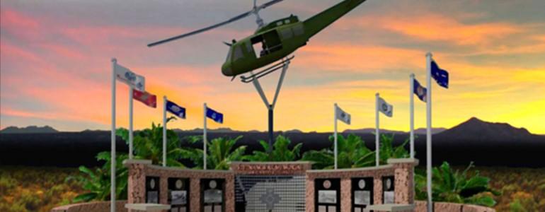 Vietnam Veterans Memorial is Finished!