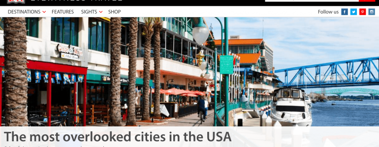 Las Cruces Ranks Top Ten in DK Travel Feature